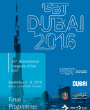 2016 - Congress - 34th International, Dubai, UAE